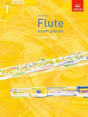 A B FLUTE EXAM PIECES 2008 13 GR 1 FL/PNO