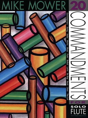 MOWER   20 COMMANDMENTS SOLO FLUTE