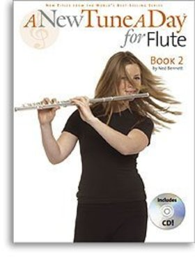 A NEW TUNE A DAY FLUTE BK 2 BK/CD