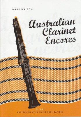 AUSTRALIAN CLARINET ENCORES CLARINET/PIANO