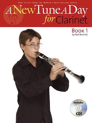 A NEW TUNE A DAY CLARINET BK 1 BK/CD