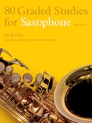 80 GRADED STUDIES BK 1 ALTO / TENOR SAXOPHONE