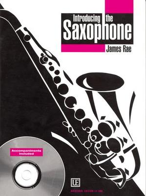 INTRODUCING THE SAXOPHONE ALL SAXES BK/CD