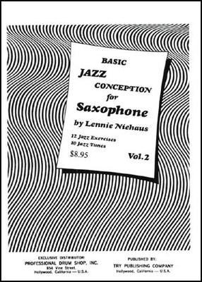 JAZZ CONCEPTION BASIC BK 2 BK/CD
