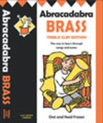 Abracadabra Brass - Treble Clef Edition