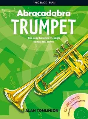 Abracadabra Trumpet New Edition Book + 2CDs