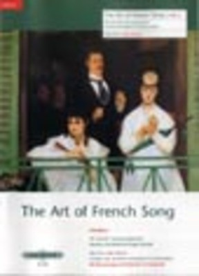 ART OF FRENCH SONG BK 2 HIGH