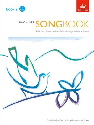 ABRSM SONGBOOK BK 2 BK/CD