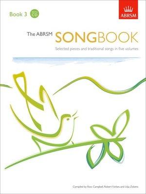 ABRSM SONGBOOK BK 3 BK/CD