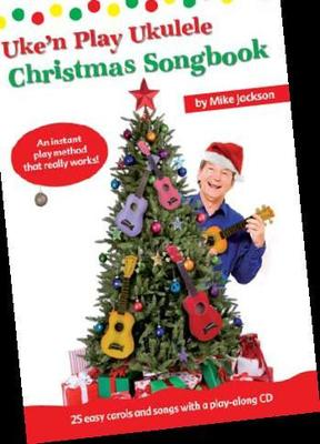 UKE N PLAY UKULELE CHRISTMAS SONGBOOK BK/CD