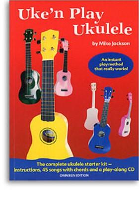 UKE N PLAY UKULELE OMNIBUS EDITION BK/CD