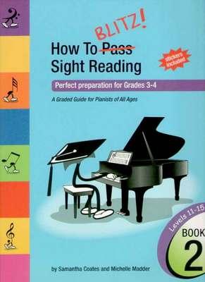 HOW TO BLITZ SIGHT READING BK 2 GR 3   4