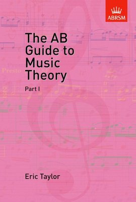 A B GUIDE TO MUSIC THEORY BK 1