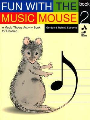 FUN WITH THE MUSIC MOUSE BK 2 ANSWERS INCLUDED