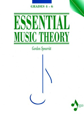 ESSENTIAL MUSIC THEORY GRS 4 6 ANSWER BOOK