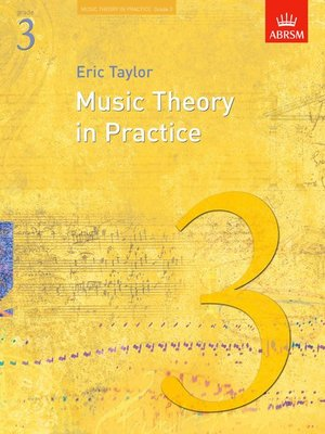 A B MUSIC THEORY IN PRACTICE GR 3 2008 REVISED
