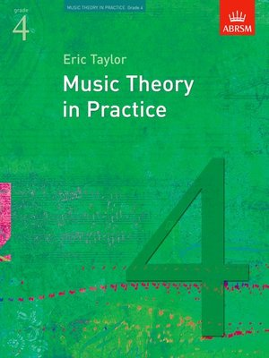 A B MUSIC THEORY IN PRACTICE GR 4 2008 REVISED