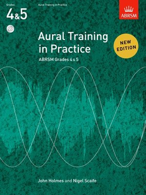 A B AURAL TRAINING IN PRACTICE GR 4 5 BK/CD