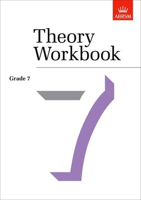 ABRSM THEORY WORKBOOK GR 7