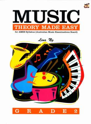MUSIC THEORY MADE EASY GR 2
