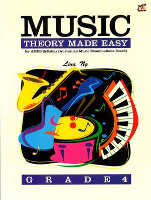 MUSIC THEORY MADE EASY GR 4
