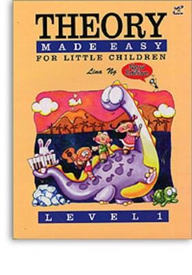 THEORY MADE EASY FOR LITTLE CHILDREN LVL 1