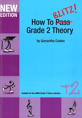 HOW TO BLITZ THEORY GR 2 WORKBOOK