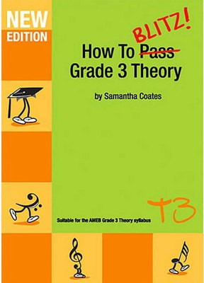 HOW TO BLITZ THEORY GR 3 WORKBOOK