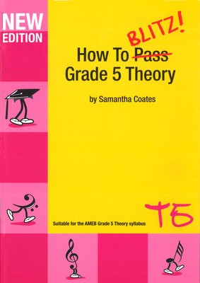 HOW TO BLITZ THEORY GR 5 WORKBOOK