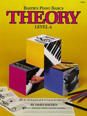 PIANO BASICS THEORY LEVEL 4