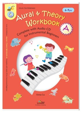 AURAL AND THEORY WORKBOOK A BK/CD