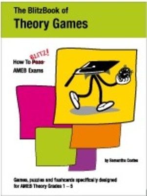 BLITZ BOOK OF THEORY GAMES
