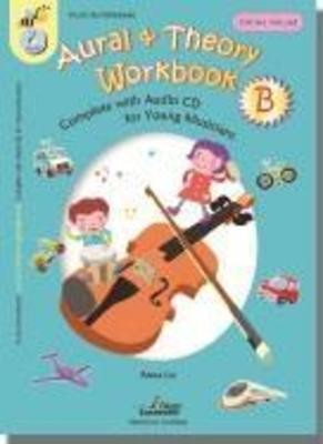 AURAL AND THEORY WORKBOOK B BK/CD