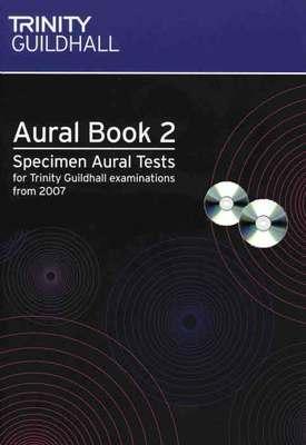 AURAL TESTS BK 2 GR 6   GR 8 BK/CD FROM 2007