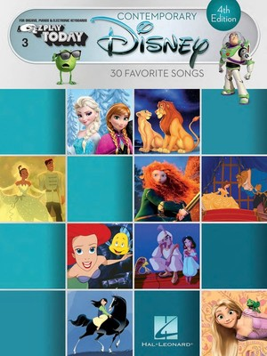 Contemporary Disney - 4th Edition