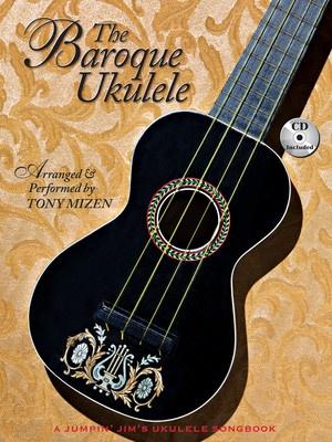 BAROQUE UKULELE BK/CD