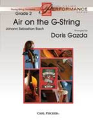 AIR ON THE G STRING ARR GAZDA SO2 SC/PTS