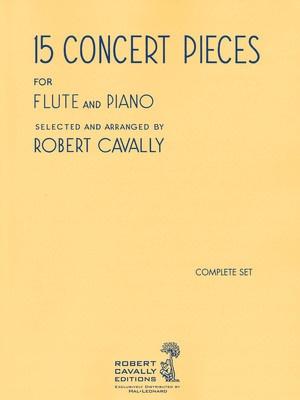 15 Concert Pieces