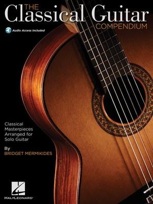 CLASSICAL GUITAR COMPENDIUM BK/2CD