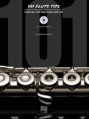 101 FLUTE TIPS BK/CD