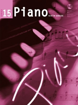 Piano Series 15 - Sixth Grade