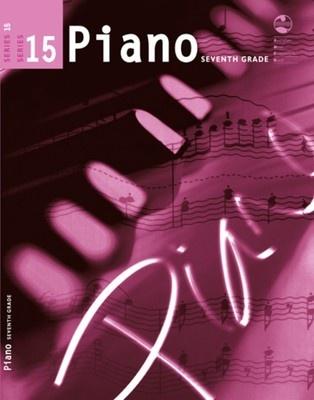 Piano Series 15 - Seventh Grade