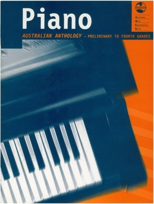 AUSTRALIAN PIANO ANTHOLOGY PRELIM TO GRADE 4