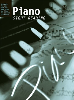 PIANO SIGHT READING AMEB 2004