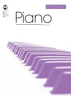 PIANO PRELIMINARY GRADE SERIES 16 AMEB