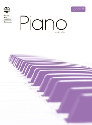 Piano Series 16 - Eighth Grade