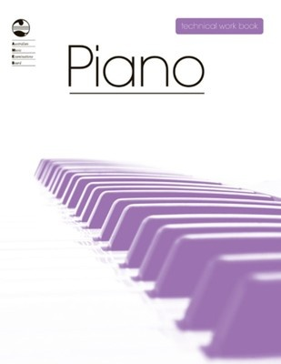 Piano Technical Work Book