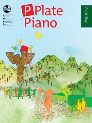 P PLATE PIANO BOOK 2  AMEB