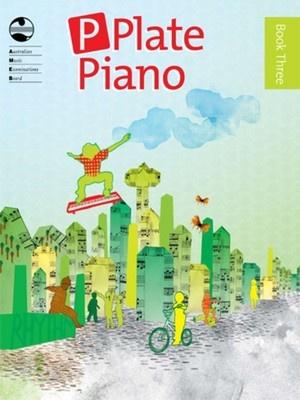P PLATE PIANO BOOK 3  AMEB