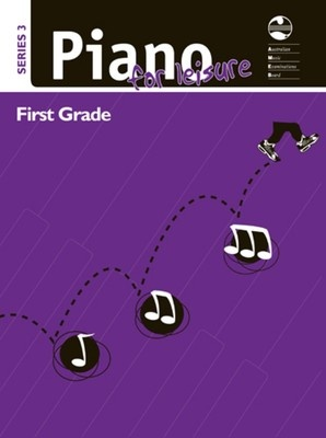 AMEB PIANO FOR LEISURE GRADE 1 SERIES 3